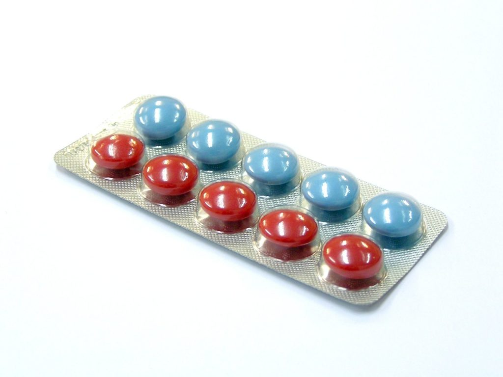 Формы антибиотиков при ангине
