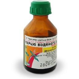 Настойка водяного перца очень эффективный препарат после родов