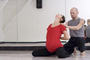 Йога для беременных: 3-й триместр