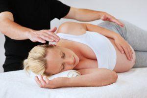 Какой массаж можно беременным