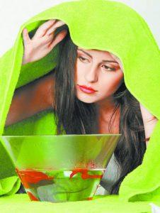 При беременности лучше применять альрнативные методы лечения насморка