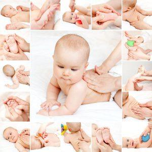 Сущетсвуют общие правила того, как делать массаж недоношенным детям
