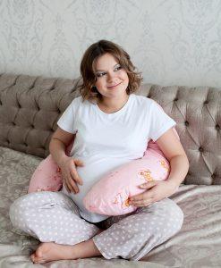 Подушка для беременных подкова