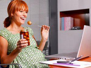 Понос на ранних беременности и родам