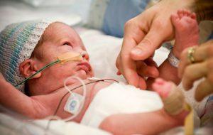Прививки глубоко недоношенным детям