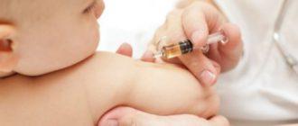 Прививки недоношенным детям