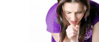 Сильный кашель при беременности последствия