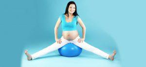 Упражнения для беременых 2 триместр