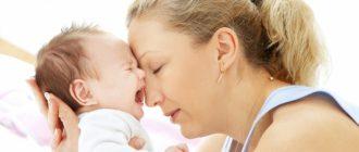 Колики и новорожденных - вполне распространенное явление