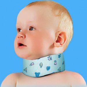 Лечение кривошеи у новорожденного - комплексное