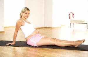 Умеренные физические нагрузки показаны при варикозе у беременных