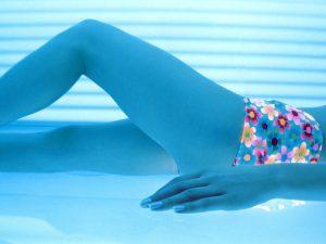 Есть и полезные моменты в посещении солярия при беременности