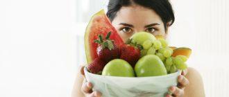 Питание при планировании беременности должно быть правильным