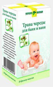 Потница у новорожденного лечится и с помощью народных средств