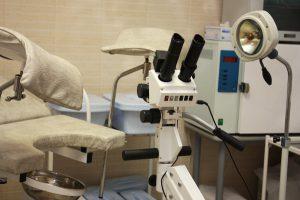 Кольпоскопия - это исследование с помощью специального микроскопа