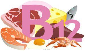 Витамин B12 содержится в продуктах питания. которые можно включить в рацион беременной