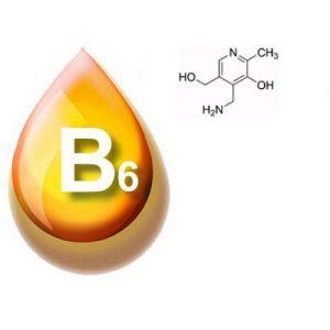Витамин В6 участвует в важных процессах в организме