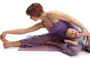 Зарядка для похудения после родов делается по определенным правилам
