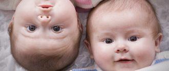 Многоплодная беременность встречается реже, чем обычная