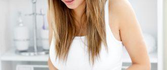 Тяжесть в желудке при беременности может возникать на любом сроке