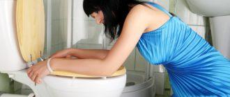 Отравление при беременности - опасное состояние