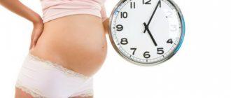 Если идет 40 неделя беременности и нет предвестников родов, паниковать не стоит