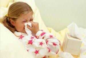 Аденовирусная инйекция у детей имеет явные симптомы