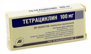 Амебиаз у детей лечится при помощи антибиотиков
