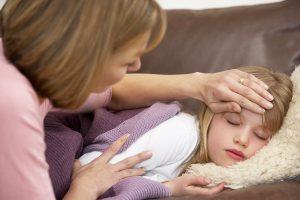 Кишечный грипп у детей имеет я рко выраженные симптомы