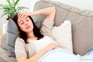 Тошнота и головокружение при беременности