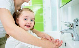Профилактика ротавирусной инфекции у детей сводится к простым мерам