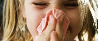 Синусит у ребенка - это серьезное заболевание