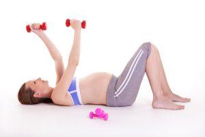 Занятия спортом при беременности