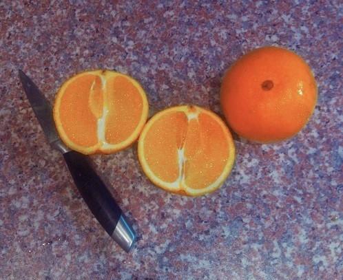 Апельсиновые корки фото 1
