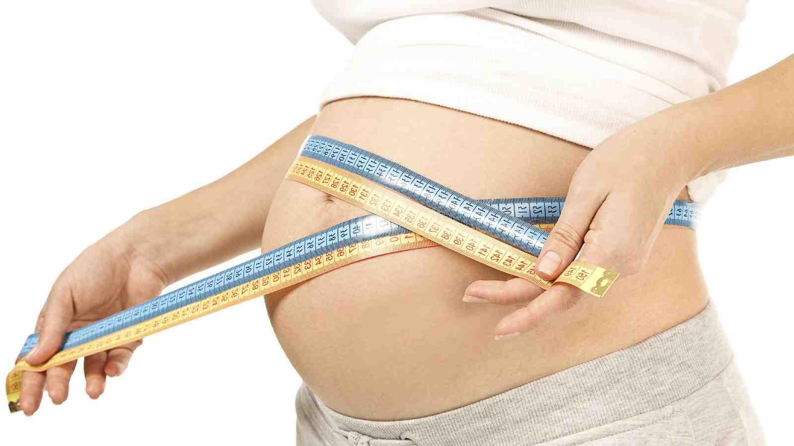 Похудеть руками при беременности