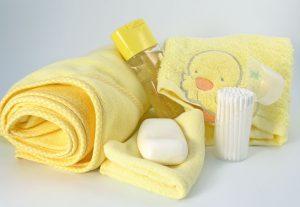 Гигиенические средства для грудничка