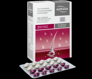 Витаминный комплекс Алерана