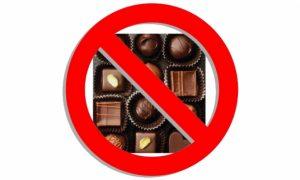 Запрет сладкого