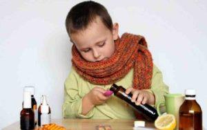 лечение детского кашля недорогими лекарствами