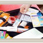 Какие лекарства взять на море с ребенком: список медикаментов