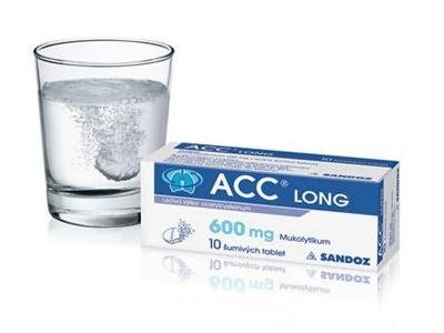 Как принимать АЦЦ Лонг: инструкция по применению - таблетки шипучие