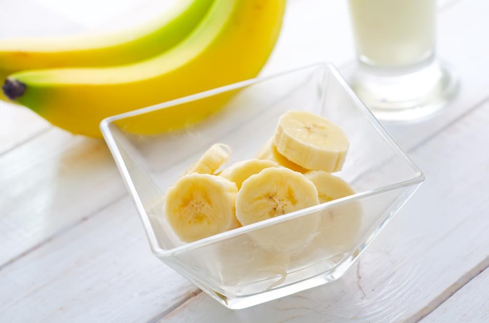 Бананы при грудно вскармливании