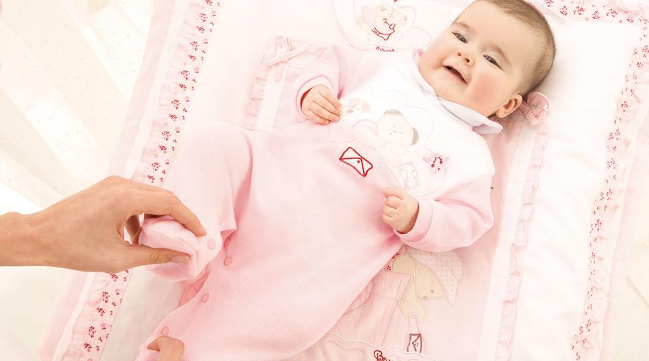 как стирать детские вещи для новорожденных