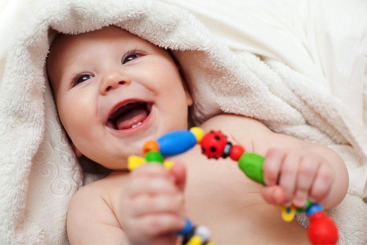 Малышу 4 месяца