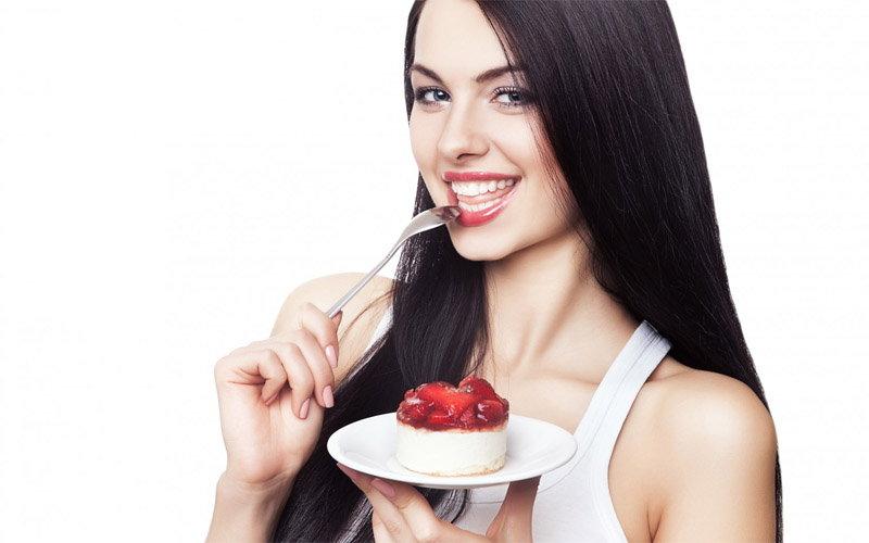 Употребление сладкого при грудном вскармливании