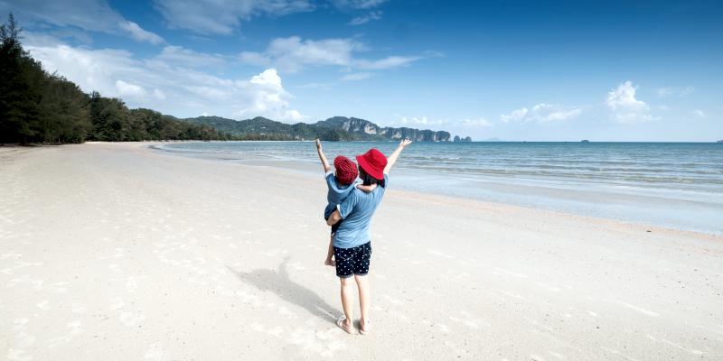 Что взять с собой для ребенка в Тайланд, в Тайланд с детьми