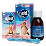 Жаропонижающий эффект детского Панадола