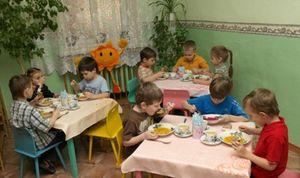 Нормативные документы про организацию питания в детском саду
