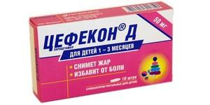 Применение жаропонижающих препаратов