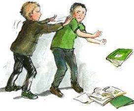 Неадекватное поведение школьника